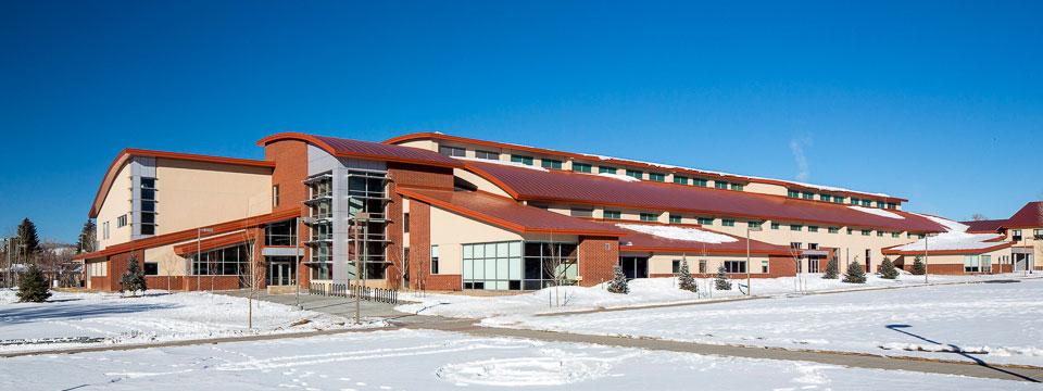 Western State Colorado University Fieldhouse